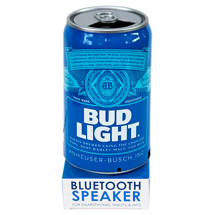 Bluetooth-Lautsprecher Bud Light