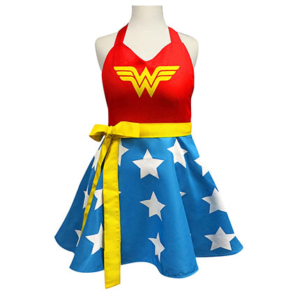Kleid Wonder Woman