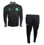 Trainingsanzug Celtic 2017-2018 (Schwarz)