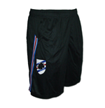 Shorts Sampdoria 2017-2018 (Schwarz) Training