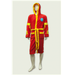 Marvel Comics Fleece-Bademantel Iron Man