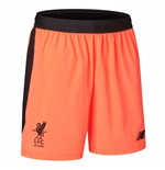 Shorts Liverpool FC 2017-2018 Third (Orange)