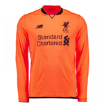 Trikot 2017/18  Liverpool FC 2017-2018 Third Kinder