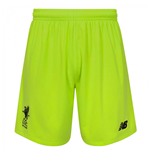 Shorts Liverpool FC 2017-2018 Third (Grün)