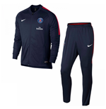 Trainingsanzug Paris Saint-Germain 2017-2018 (Navy)