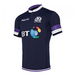 Trikot Schottland Rugby 2017-2018 Home Authentic Pro Body Fit