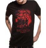 T-Shirt Supernatural - Symbol And Group