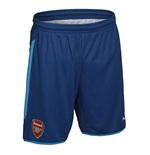 Shorts Arsenal 2017-2018 Away (Blau)