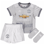 Mini Set 2017/18  Manchester United FC Third