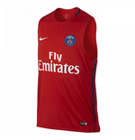 Top Paris Saint-Germain 2017-2018 (Rot)