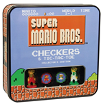 Super Mario Bros. Brettspiel Dame Collector's Edition