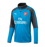Sweatshirt Arsenal 2017-2018 (Blau)