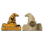 Harry Potter Ansteck-Button Hufflepuff Sorting Hat Umkarton (12)
