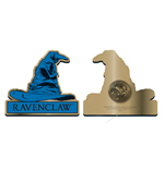 Harry Potter Ansteck-Button Ravenclaw Sorting Hat Umkarton (12)