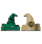 Harry Potter Ansteck-Button Slytherin Sorting Hat Umkarton (12)