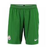 Shorts Manchester City FC 2017-2018 Home (Grün)