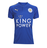 Trikot 2017/18  Leicester City F.C. 2017-2018 Home