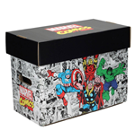 Marvel Comics Archivierungsbox Characters 40 x 21 x 30 cm