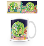 Tasse Rick and Morty 271119