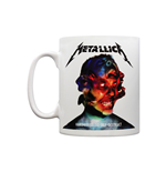 Tasse Metallica - Hardwired Album.