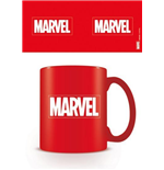 Tasse Marvel Superheroes - Red Logo