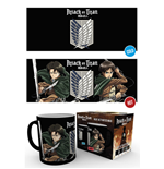 Tasse Attack on Titan 271304