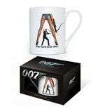 Tasse James Bond - 007 271323