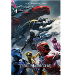 Poster Power Rangers  271606