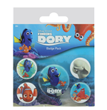 Brosche Finding Dory 271764