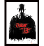 Bilderrahmen Friday the 13th 271765