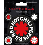 Aufkleber Red Hot Chili Peppers 271871