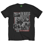 T-Shirt The Beatles  - Final Performance