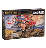 Avalon Hill Brettspiel Axis & Allies Europe 1940 2nd Edition englisch