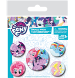 Brosche My little pony 272098
