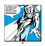 Poster Silver Surfer 272388