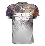 T-Shirt Star Wars Paint