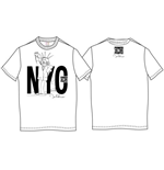 T-Shirt John Lennon Men's Premium Tee: NYC Power to the People