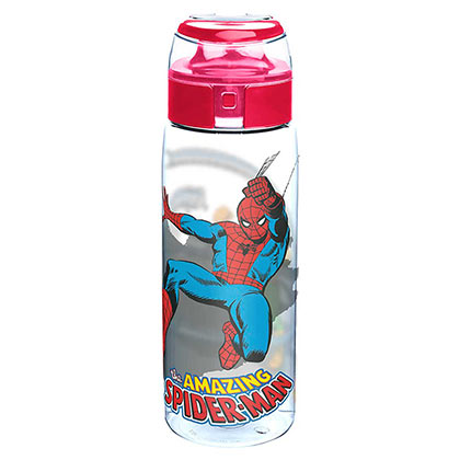 Trinkflasche Spiderman