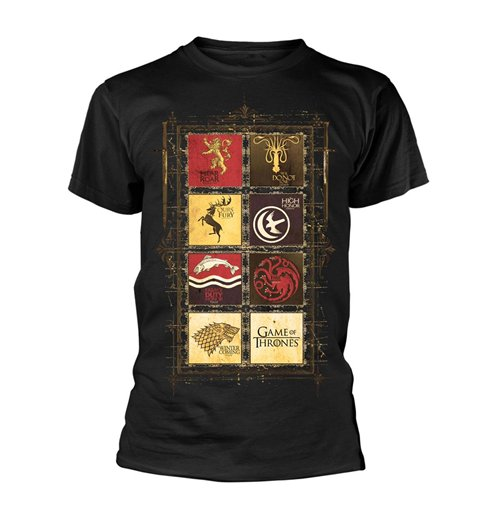 T-Shirt Game of Thrones  273012