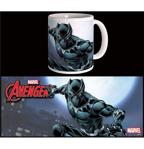 avengers tasse black panther original kaufen sie online. Black Bedroom Furniture Sets. Home Design Ideas