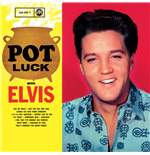 Vinyl Elvis Presley - Pot Luck (Gold Vinyl)
