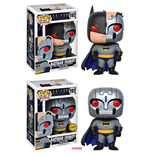 Batman The Animated Series POP! Heroes Vinyl Figuren 9 cm Batman Robot Sortiment (6)