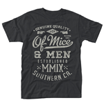 T-Shirt Of Mice and Men 273241