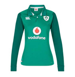 Longsleeve Trikot Irland Rugby 2017-2018 Home