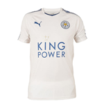Trikot 2017/18  Leicester City F.C. 2017-2018 Third