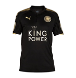 Trikot 2017/18  Leicester City F.C. 2017-2018 Away Kinder