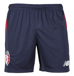 Shorts Lille 2017-2018 Home