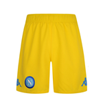 Shorts Neapel 2017-2018 Away (Gelb)