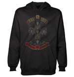 Guns N' Roses Pullover unisex - Design: Appetite for Destruction