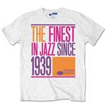T-Shirt Blue Note Records Finest Jazz